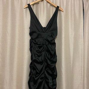 Xscape Satin Evening Dress